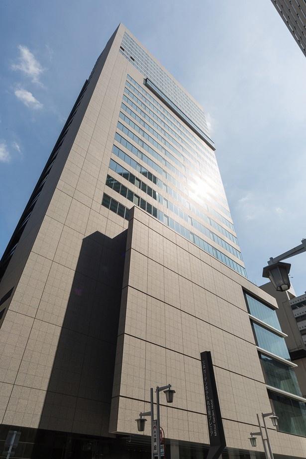 新名所・シンフォニー豊田ビル。名古屋駅から地下直結とアクセス抜群だ