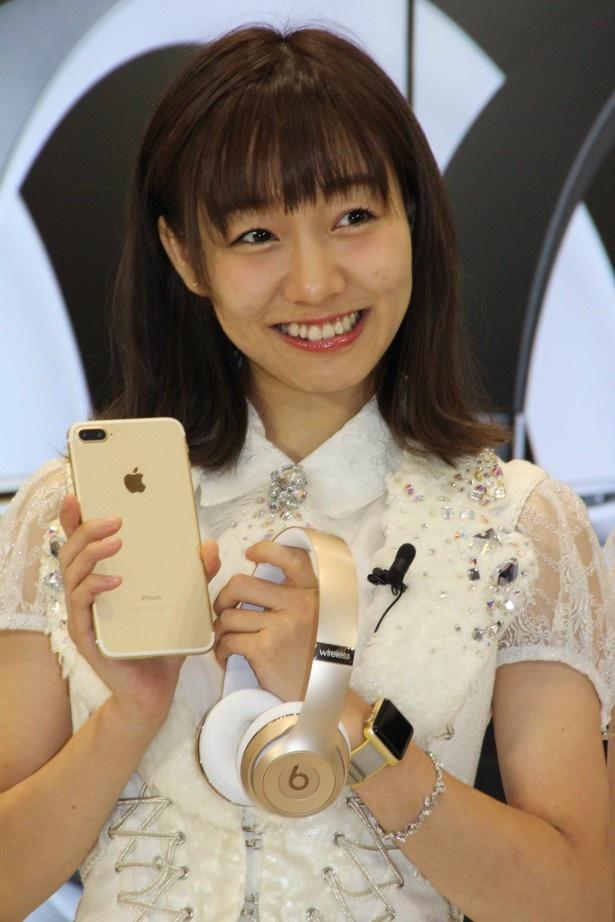 """iPhone 7""について勉強してきたという須田"