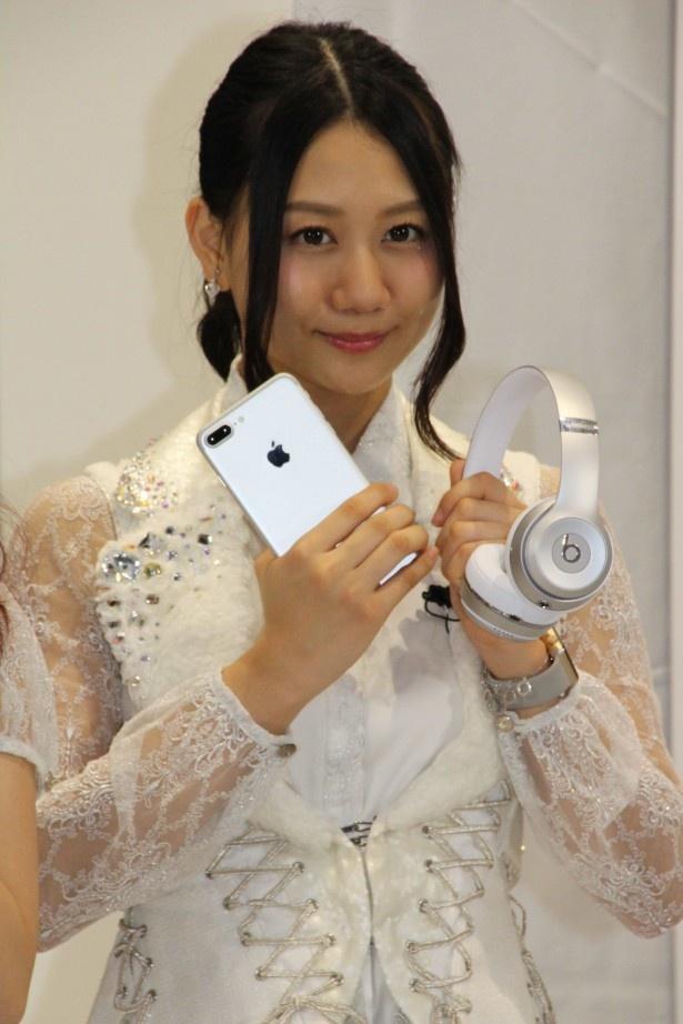 """iPhone 7/iPhone 7Plus""発売日の前日、9月15日が誕生日だった古畑奈和"