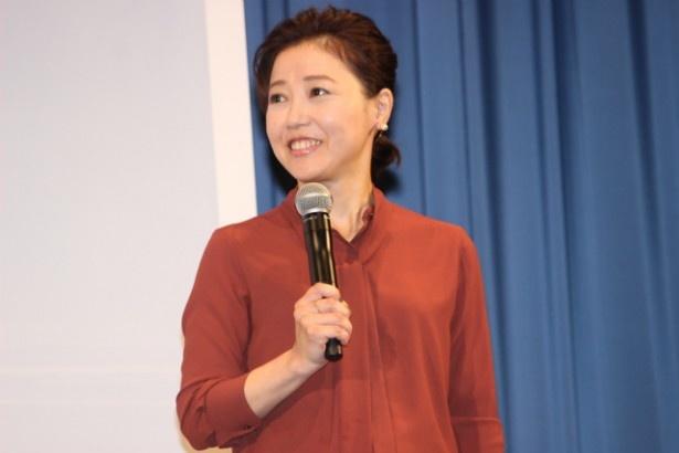 【写真を見る】美人だと評判の西川美和監督