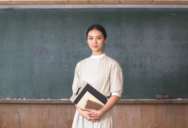 初の教師役に挑戦した武井