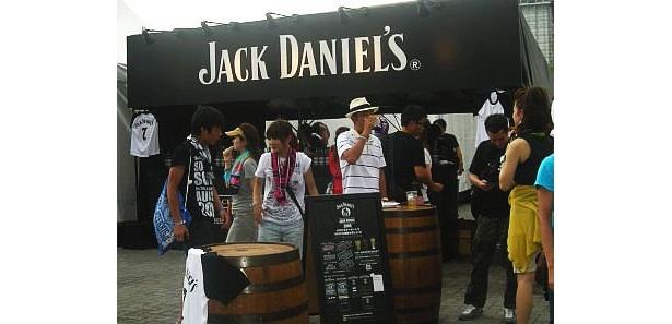 天気のよかったイベントでは、ごくごく飲めると多くの人が愛飲していた