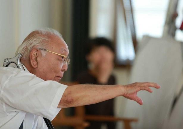 京都国際映画祭実行委員長で名誉委員長の中島貞夫氏の「チャンバラ美学考」も上映される