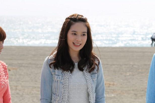 モデルとしてはもちろん、ドラマや映画に活躍中の筧美和子