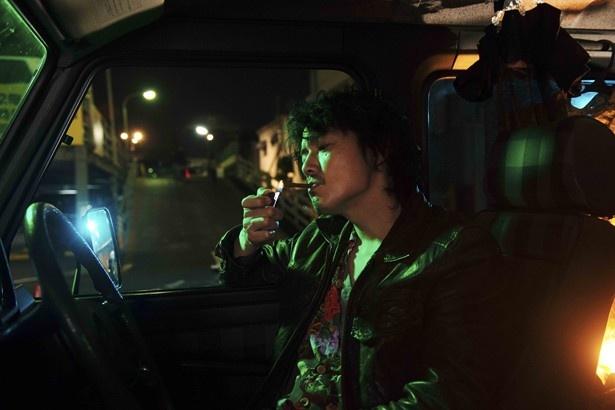 映画『SCOOP!』での福山雅治の演技がスゴい!