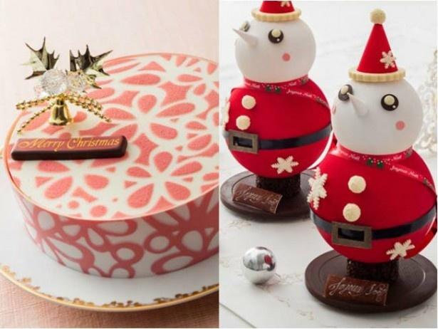 ザ・キャピトル クリスマスケーキ 2016おすすめの2種