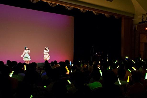 悠木碧と竹達彩奈が横浜土産で萌えセリフ!petit milady「CALENDAR GIRL」発売記念イベント
