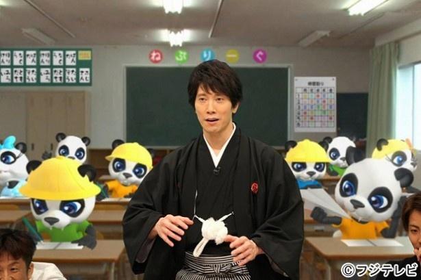 【写真を見る】神戸大学出身の高学歴俳優・佐々木は好成績を残せるのか?