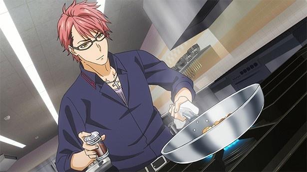 アニメ「食戟のソーマ 弐ノ皿」の第12話『魔術師再び』。TOKYO MXでは9月17日(土)夜にオンエア
