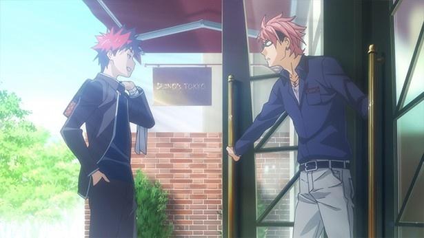 TVアニメ「食戟のソーマ 弐ノ皿」第12話先行カットが到着