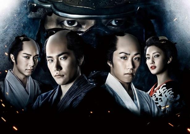 ドラマは9月17日(土)夜10時よりWOWOWプライムでスタート!
