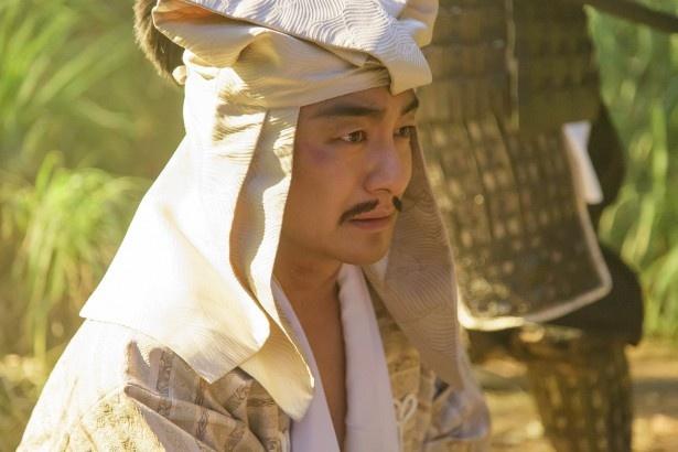 9月18日(日)では吉継の最期が描かれる