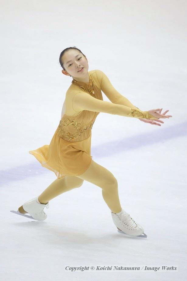 大庭雅、今季のショートプログラム