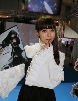 美人コンパニオンin東京ゲームショウ2016 37/40