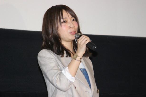 映画『けいおん!』で注目された山田尚子監督