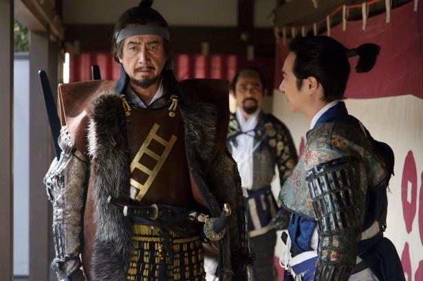 9月18日(日)放送では昌幸(草刈正雄)・信繁親子が徳川に屈する