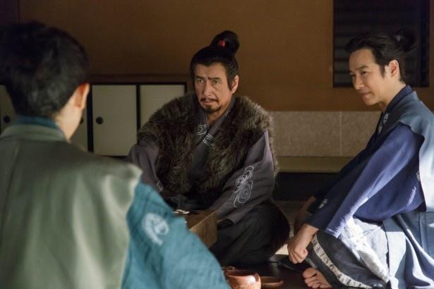 【写真を見る】9月18日(日)放送では昌幸(草刈正雄)・信繁に九度山での謹慎命令が伝えられる