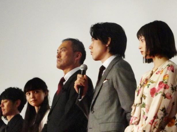 「素晴らしい女優さん」と宮崎あおいを褒める松山ケンイチ