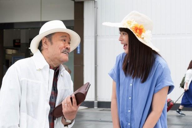 スーさん(西田)とみち子さん(広瀬)の仲良しコンビも必見!