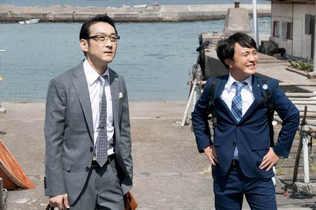 ハマちゃん(濱田)は三重・伊勢志摩に出張が決まり、やはり頭の中は釣りのことばかりで…