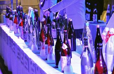 全国の銘酒を試飲できる「日本酒の会」