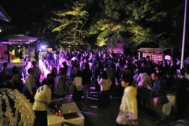 【写真を見る】日本酒ファンにはたまらないイベント