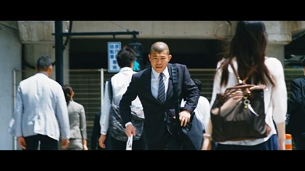 亀田興毅が江崎グリコ「GABA(ギャバ)」のWEBムービーに出演