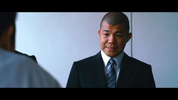 監督が絶賛したという亀田興毅の絶妙な表情