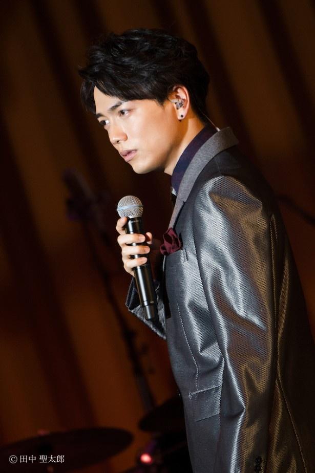 「連ドラ、バラエティー、歌手活動。その全てを凝縮したのが今回のコンサート」と山崎