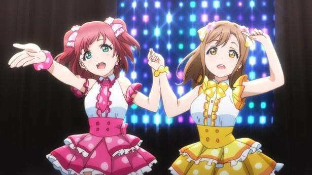 TVアニメ「ラブライブ!サンシャイン!!」第11話場面カットが到着。曜は梨子の代役を果たせるのか