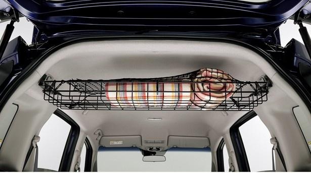 寝具の収納に便利なブラケット