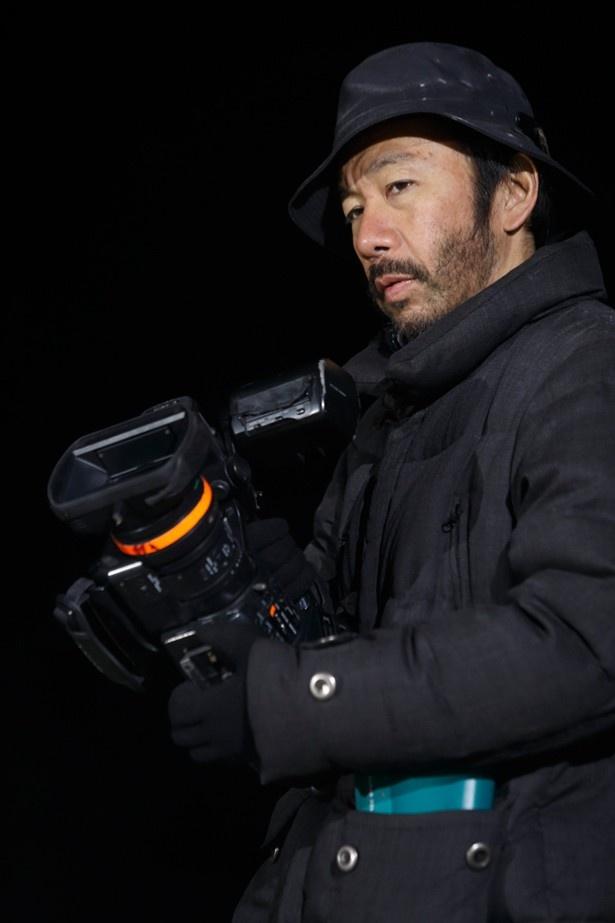 【写真を見る】『鉄男』(89)から『野火』(14)まで、世界中に根強いファンを持つ映画監督・塚本晋也監督によるワークショップも
