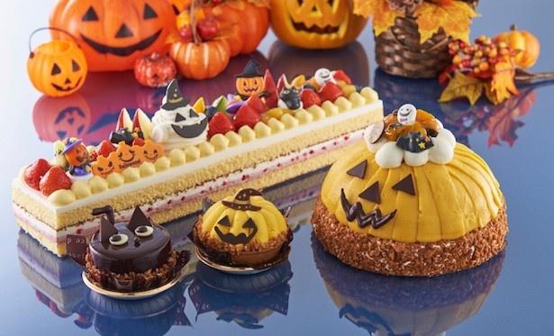 シャトレーゼは、洋菓子や和菓子など「ハロウィンスイーツ」11種類を販売!見た目も具材も豪華な品々!