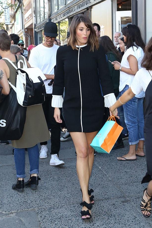 新たなファッション・アイコンとして注目を集めているジェマ