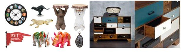 ドイツ発祥のインテリア雑貨・家具のKARE