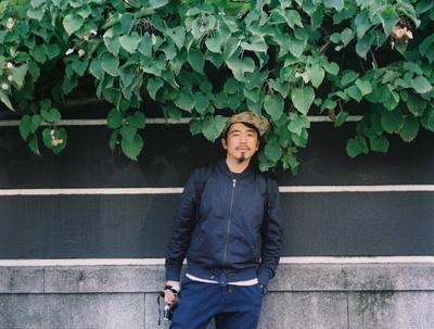 フィルム写真専門誌「snap!」編集長の鈴木文彦さん