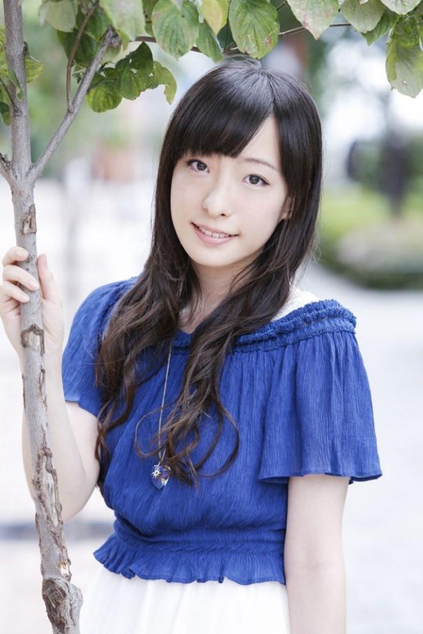 「アイドルマスター ミリオンライブ!」の北上麗花役などを演じる平山笑美さん