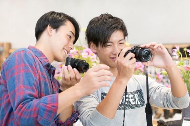 10神ACTORの澤柳亮介と山田健登が写真展&イベントをナビゲート!