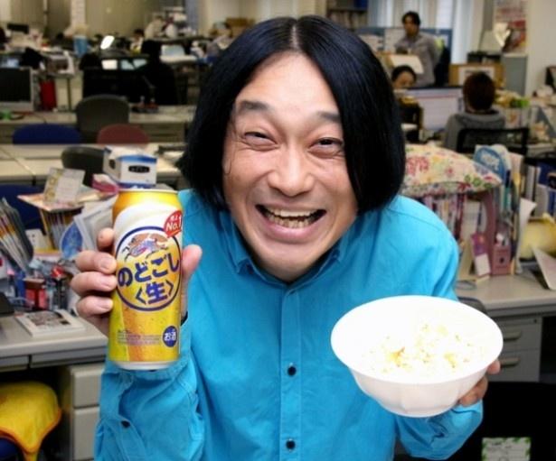 永野がKADOKAWA「Smartザテレビジョン」編集部を訪問!