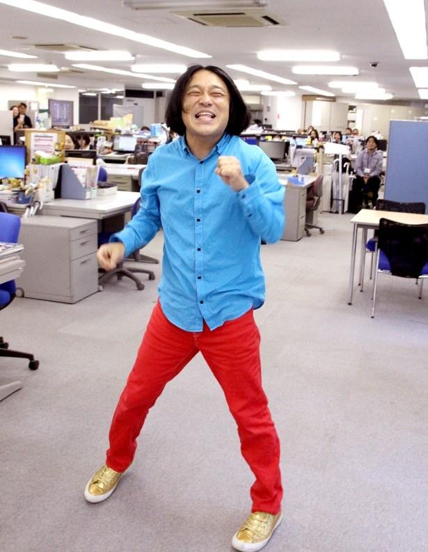 「KADOKAWAに捧げる歌」ネタを披露した