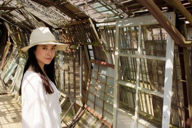 吉高由里子が瀬戸内の島々を巡って現代アートに触れる