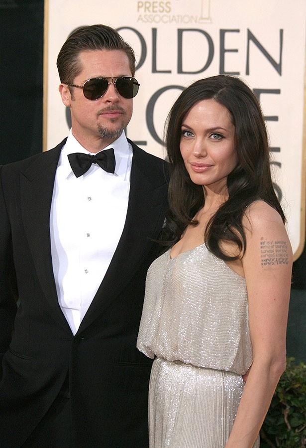 離婚報道で世界に衝撃を与えているブラッドとアンジェリーナ