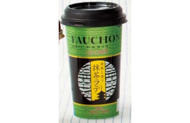 「フォション ルカフェ 抹茶ラテ」(アサヒ飲料/¥179/132kcal/200ml)抹茶の風味だけじゃなくて、ミルクのコクがちゃんとあるよ〜(山田さん)