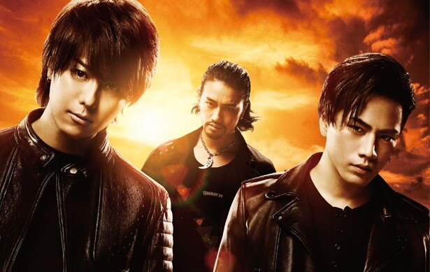 『HiGH&LOW THE RED RAIN』は10月8日(土)から公開