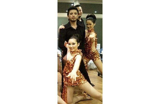 趣味のサルサダンス。かっこいい!