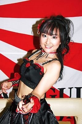 日本大会当日での一枚