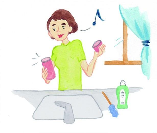 ステンレスボトルは、使ったその日じゅうに洗うのが基本!