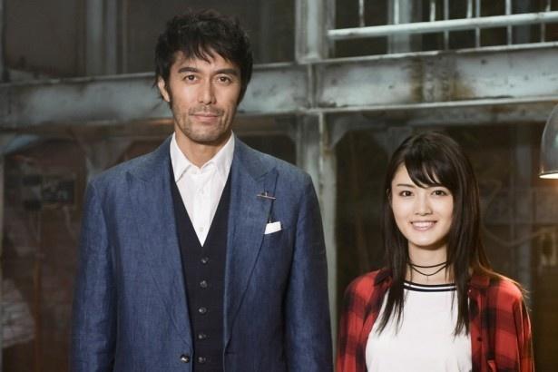 NHKのドラマに出るのが目標だったと水谷果穂
