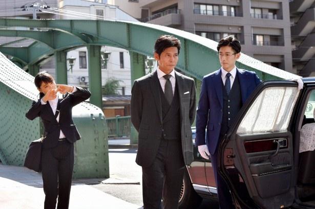 【写真を見る】「IQ246―」に登場する織田裕二、ディーン・フジオカ、土屋太鳳のほか、10月新ドラマ最新SHOT集!