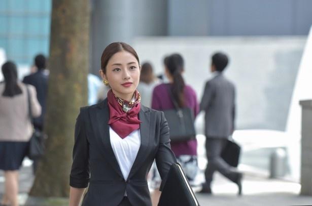 「地味にスゴイ! 校閲ガール・河野悦子」で、石原さとみはファッション好きの女子を熱演